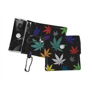 BELBOX EVA POCKET ASHTRAY LEAF (X10)