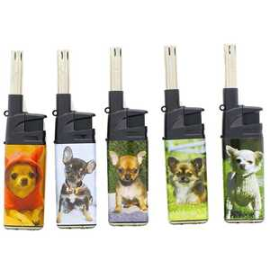 BELFLAM BBQ MINI DOGS DISPLAY (X25)
