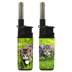 FUNFLAM 2pcs BBQ MINI CATS IN BLISTERS (X20)