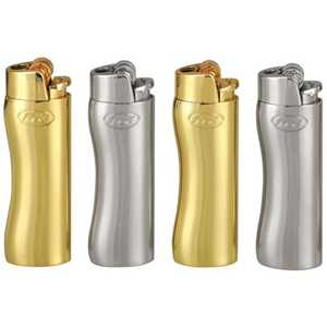 JYL MK METAL JETFLAME LIGHTERS (X12)